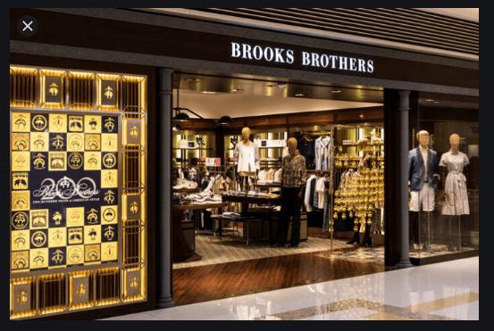 Brooks Brothers Credit Card Login