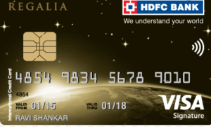 HDFC Credit Card Banking